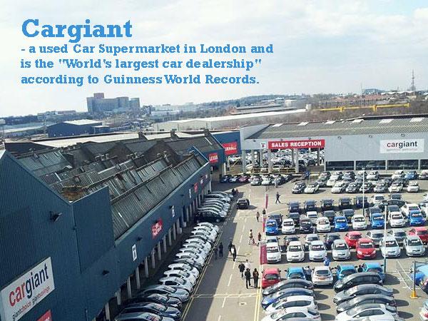 Car Giant Part Exchange