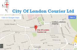 City of London Courier - London based courier service in the UK.
