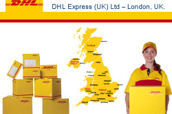 DHL Express (UK) Ltd - London, UK.