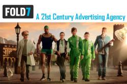 Fold7 - a 21st century advertising agency. London, UK.