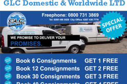 GLC Domestic & Worldwide LTD – London based courier service company in the UK.