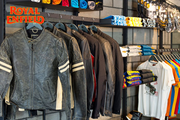 Royal Enfield London Store