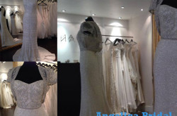 Angelica Bridal - a beautiful bridal store in the heart of Islington, in central London.