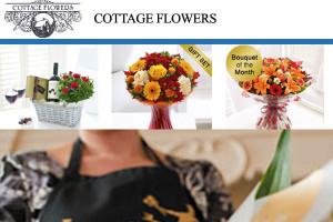 Cottage Flowers, London – London NW 3 Interflora Florist