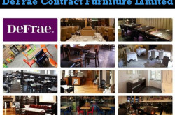 DeFrae Contract Furniture Limited - London based specialist furniture supplier.