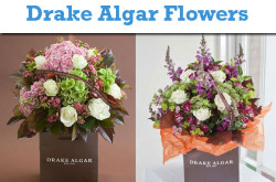 Drake Algar Flowers – Flowers Delivery London, UK.