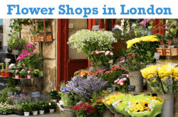 Flower Shops in London – List of Florists in London UK