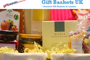 Gift Baskets UK - a london based online gift company.