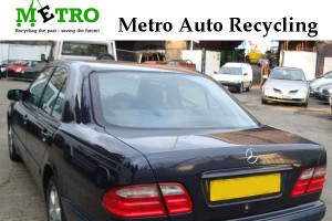 Metro - One of the UK's Leading Vehicle Dismantlers