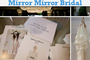 Mirror Mirror Bridal - Angel & Park Rd London, UK.