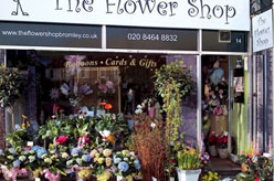 The Flower Shop, Bromley Same Day Flower Delivery