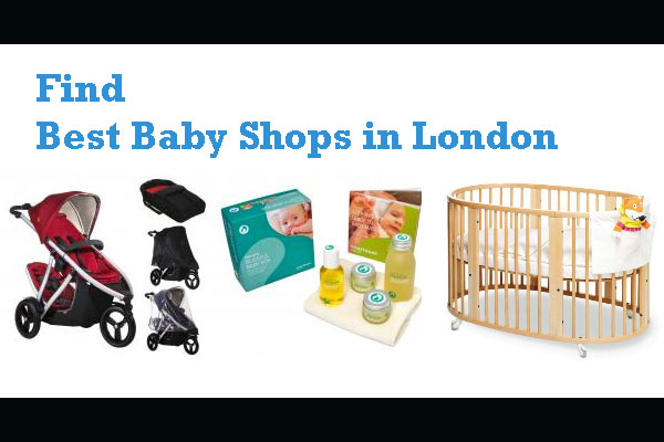 Find Best Baby Shops in London