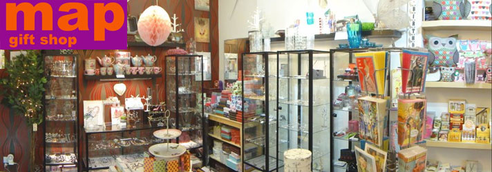 Map Gift Shop Archway London