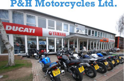 P&H P&H Motorcycles Ltd - Sale And Repair of Motorbikes, UK.