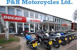 P&H P&H Motorcycles Ltd - Sale And Repair of Motorbikes, UK.