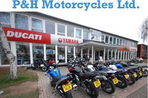 P&H Motorcycles Ltd -  Sale And Repair of Motorbikes, UK..