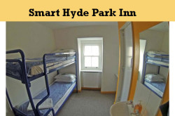 Smart Hyde Park Inn - Hostels Inverness Terrace London UK