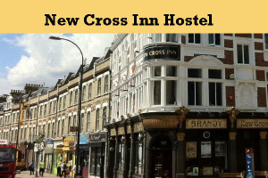 New Cross Inn Hostel - New Cross Road, London SE14 6AS, UK