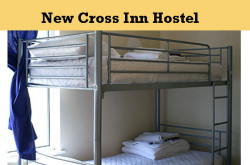 New Cross Inn Hostel - London, UK.