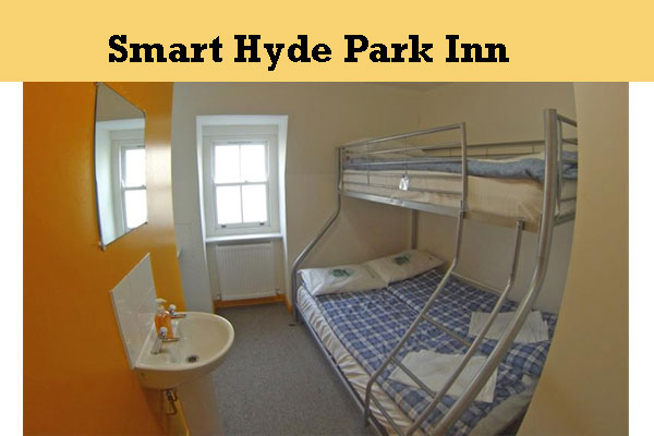 Smart Hyde Park Inn – Inverness Terrace London UK