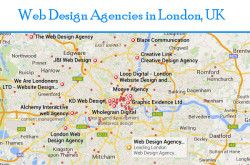 Web Design Agency London UK