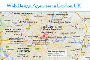 Web Design Agency London UK