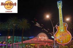 Hard Rock Cafe London Family Style Restaurant · Bar · American Restaurant