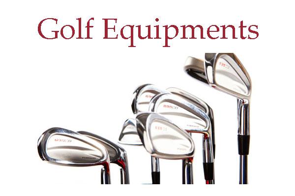 Buy Golf Equipments