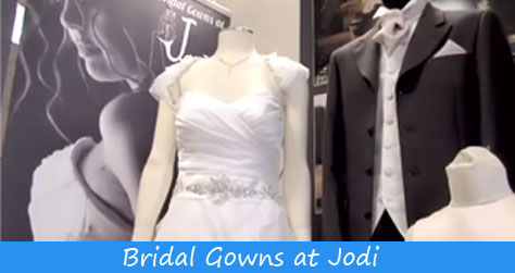 Bridal Gowns at Jodi, Kent