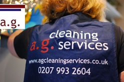 AG Cleaning Services UK