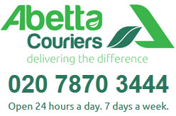 Abetta Couriers Service UK