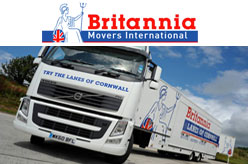 Britannia Movers International UK