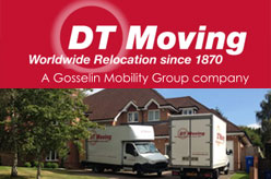 DT Moving Ltd