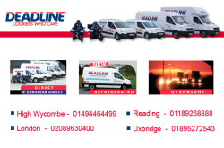 Deadline Couriers UK