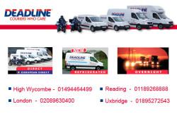 Deadline Couriers UK