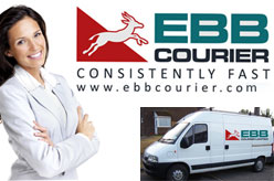 EBB Courier West London