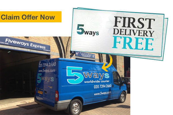 Fiveways Express Courier 2