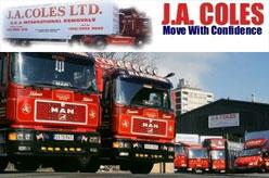 J A Coles Ltd