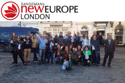 SANDEMANs NEW London Tours