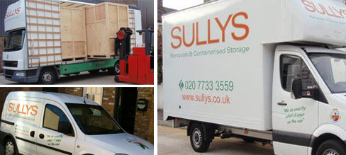 Sully's Removals