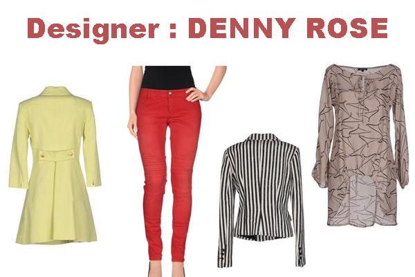 Designer-DENNY-ROSE-London