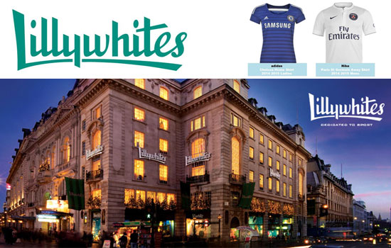 Lillywhites UK