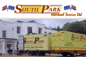 South Park removals UK
