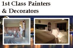 1st Class Painters & Decorators