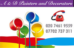 A and D Painters