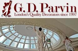 G D Parvin Painters