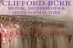 Clifford-Burr Bridal & Mens Hire