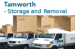 Storage and Removal companies in Tamworth
