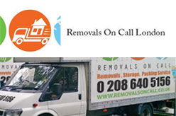 Removals On Call London