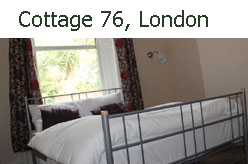 Cottage 76 London